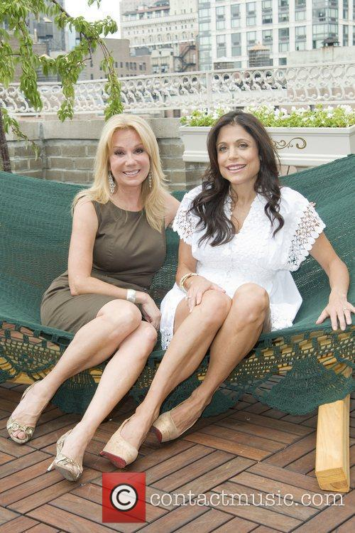 Kathie Lee Gifford and Bethenny Frankel 4