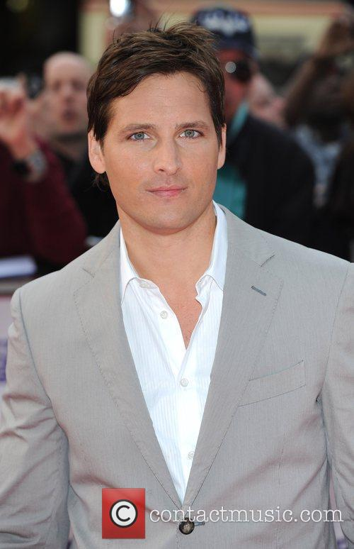 Peter Facinelli, Royal Festival Hall