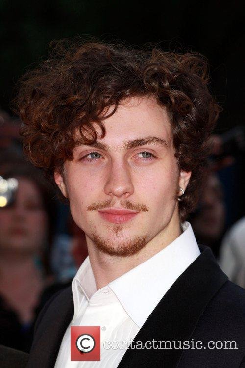 Aaron Johnson National Movie Awards held at the...