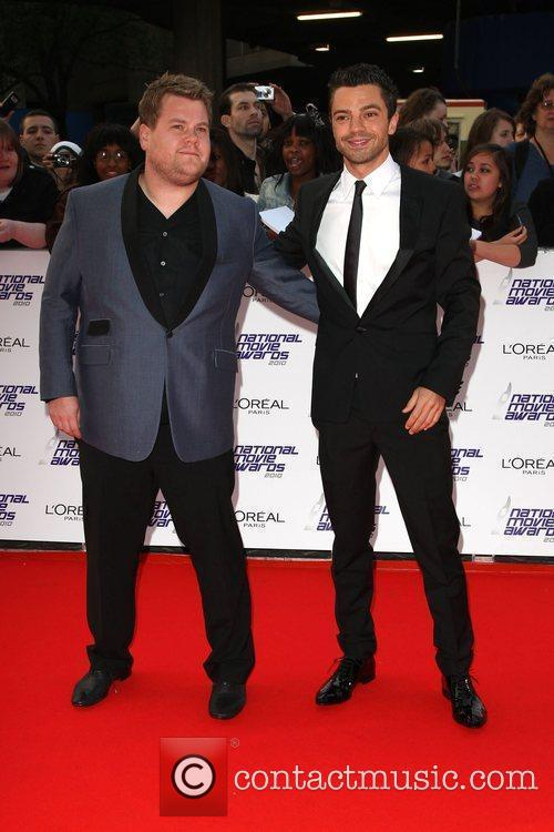 James Corden and Dominic Cooper   The...