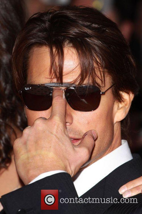 Tom Cruise The National Movie Awards held at...
