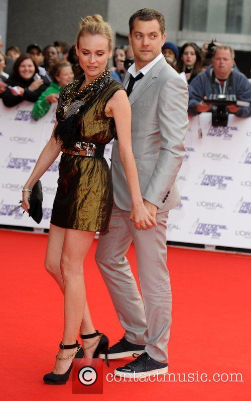 Diane Kruger and Joshua Jackson  The National...