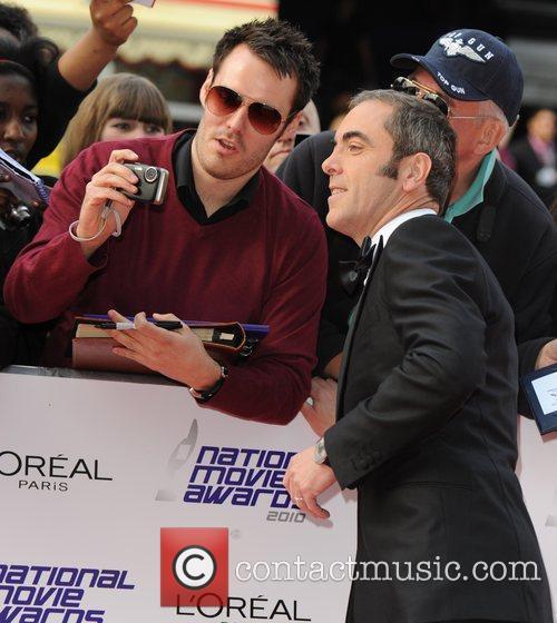 James Nesbitt  The National Movie Awards at...