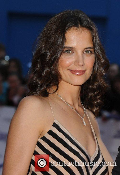 Katie Holmes - National Movie Awards held at the Royal ...