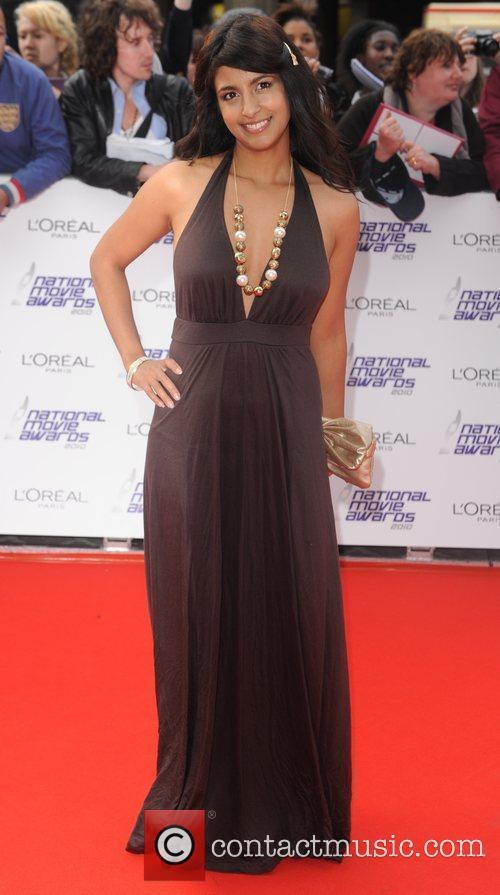 Konnie Huq  The National Movie Awards at...
