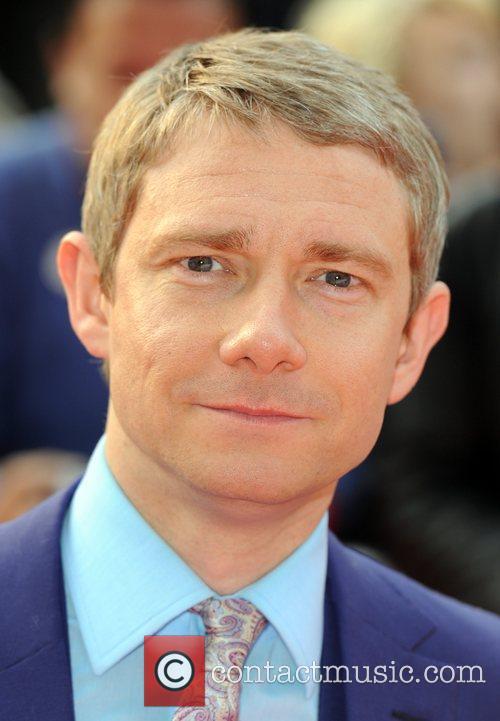 Martin Freeman The National Movie Awards at Royal...