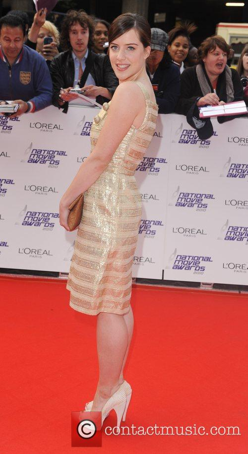 Michelle Ryan The National Movie Awards at Royal...