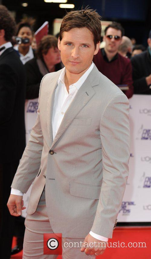 Peter Facinelli The National Movie Awards at Royal...
