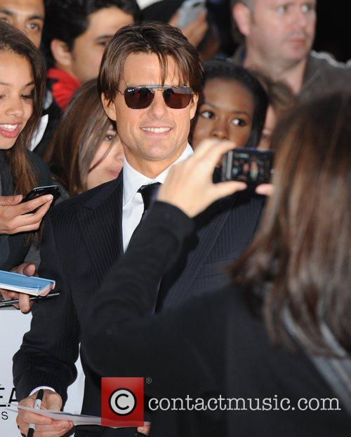 Tom Cruise  The National Movie Awards at...
