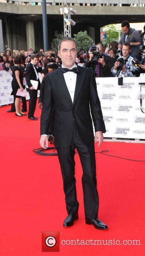 James Nesbitt National Movie Awards held at the...