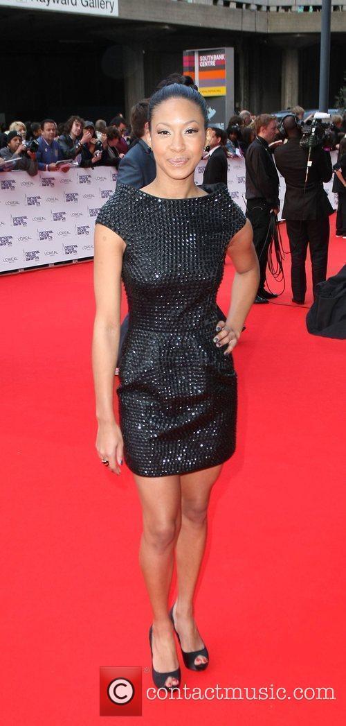 Shanika Warren-Markland National Movie Awards held at the...