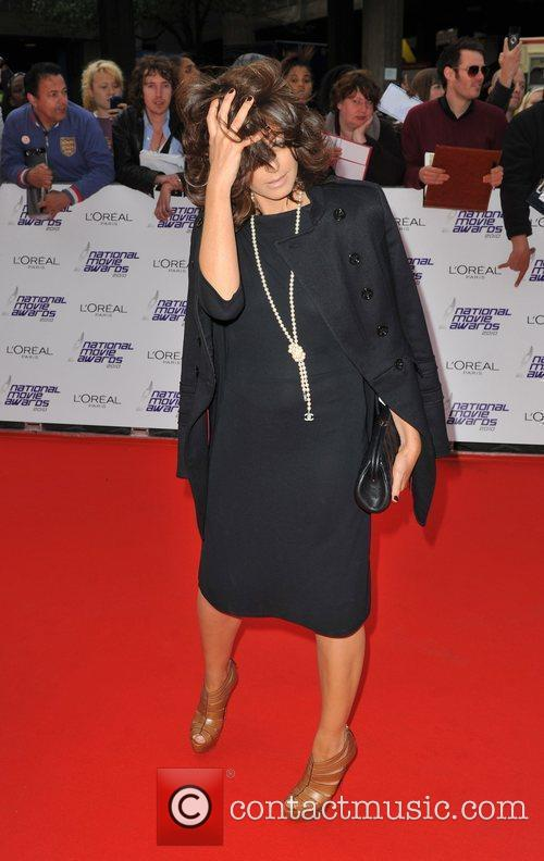 Claudia Winkleman National Movie Awards held at the...