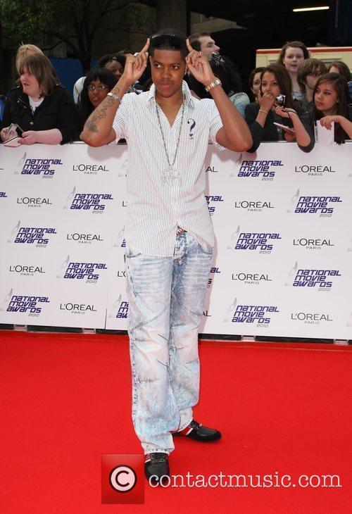 Chipmunk The National Movie Awards 2010 held at...