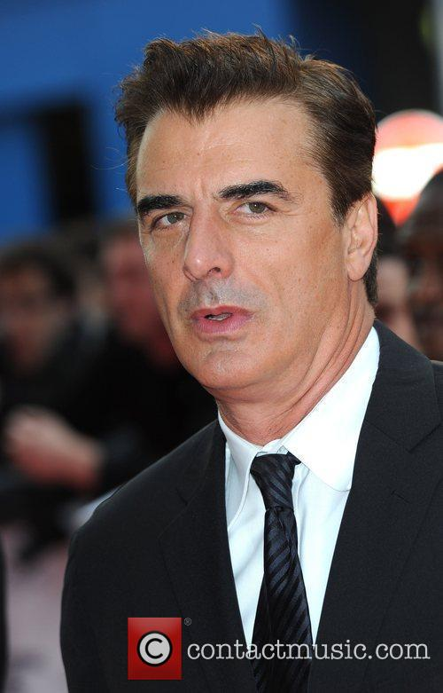 Chris Noth National Movie Awards held at the...