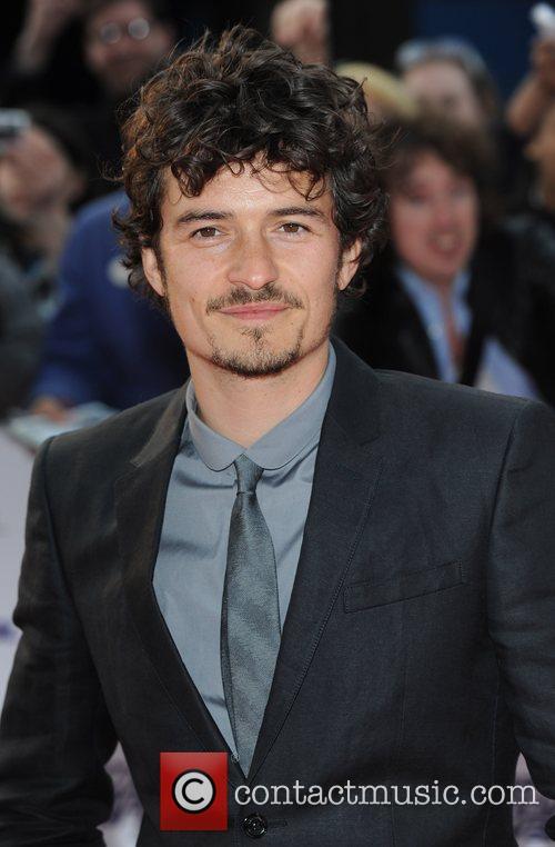 Orlando Bloom National Movie Awards held at the...