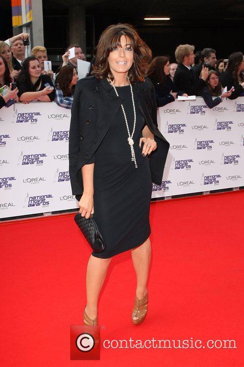 Claudia Winkleman The National Movie Awards 2010 held...