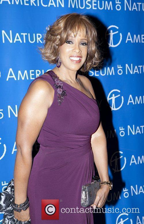 Gayle King The American Museum of Natural History...