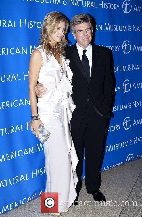 Tom Freston and Kathy Freston The American Museum...
