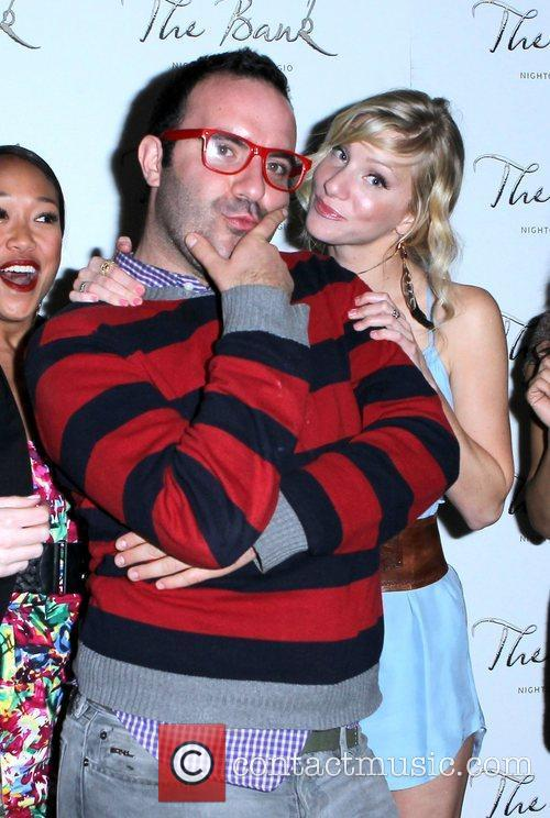 Heather Morris, Glee, Las Vegas and Naya Rivera 3
