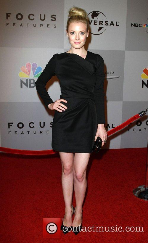 Gillian Jacobs, NBC, Beverly Hilton Hotel