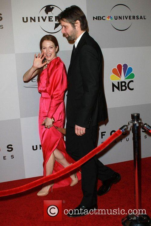 Julianne Moore and Bart Freundlich 2