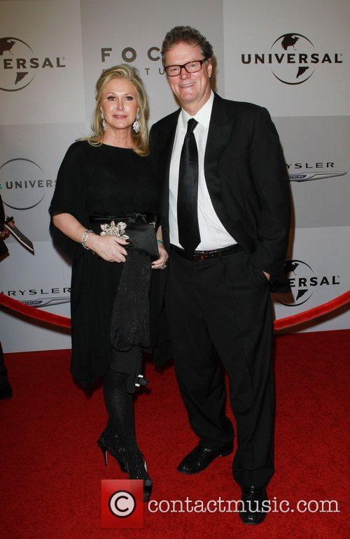 Kathy Hilton and Rick Hilton 2