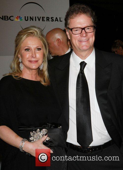 Kathy Hilton and Rick Hilton 3