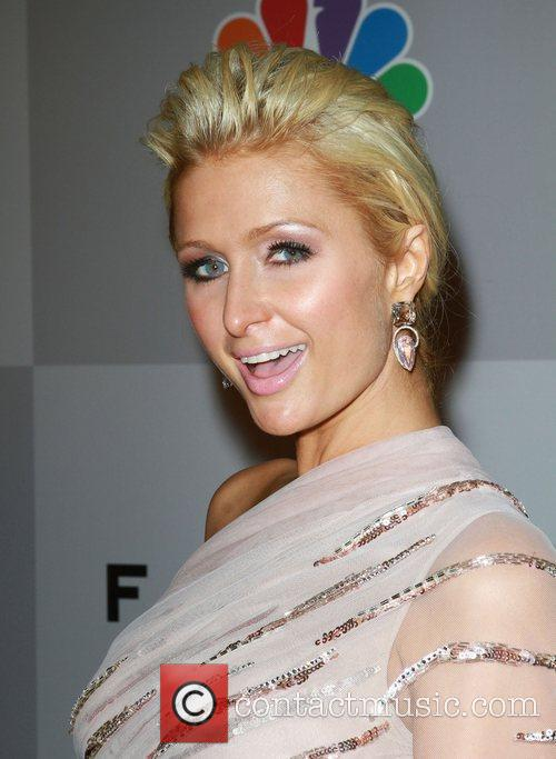 Paris Hilton, NBC, Beverly Hilton Hotel