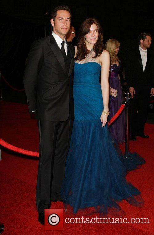 Zachary Levi and Mandy Moore 3