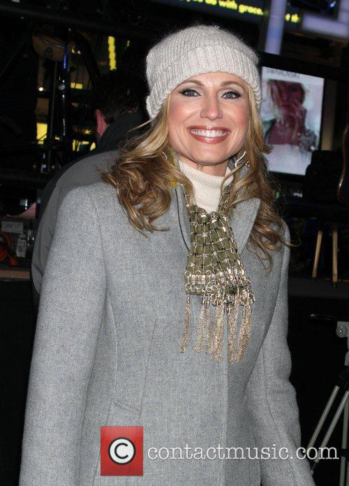 Amy Robach, NBC New Years Eve 2010
