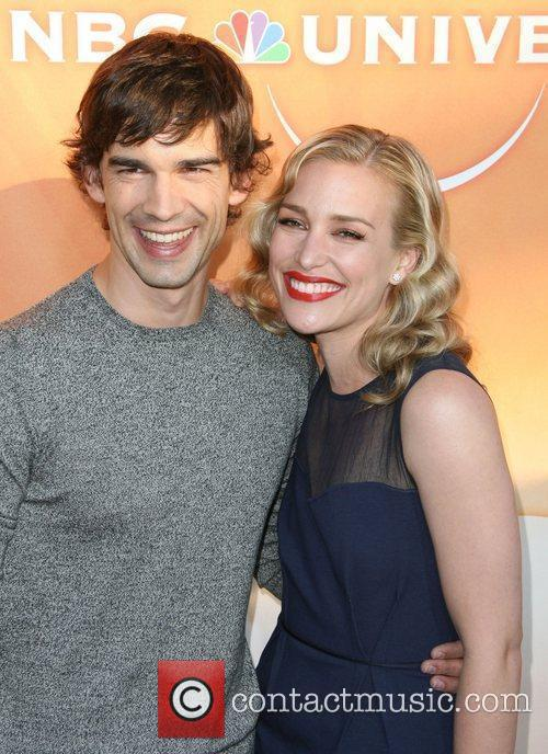 Christopher Gorham and Piper Perabo 4