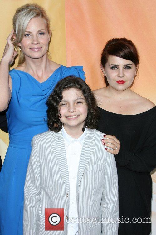 Monica Potter, Max Burkholder and Mae Whitman 3