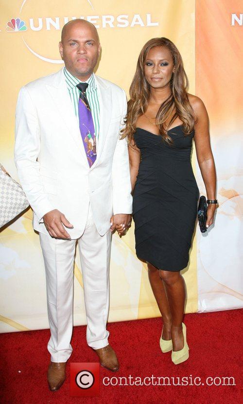 Stephen Belafonte and Melanie Brown Aka Mel B 3