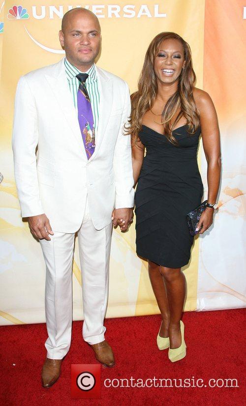 Stephen Belafonte and Melanie Brown Aka Mel B 1