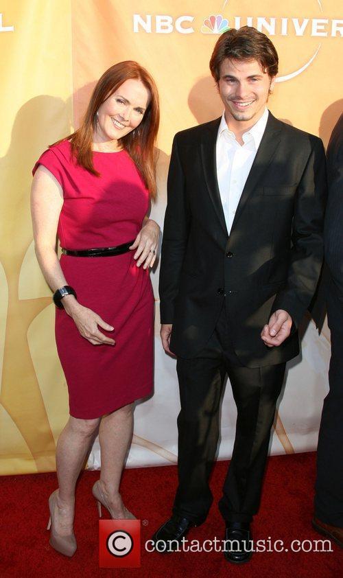 Laura Innes and Jason Ritter 2