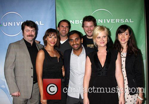 Amy Poehler, Parks and Recreation cast The NBC...