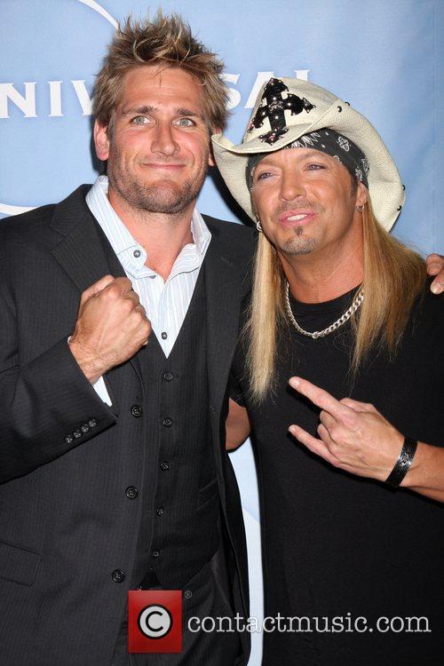 Curtis Stone and Brett Michaels The NBC Universal...