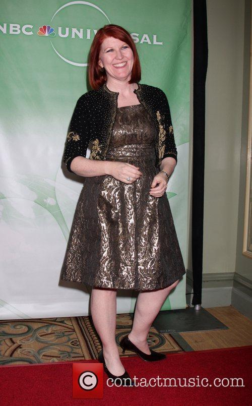 Kate Flannery The NBC Universal Winter Press Tour...