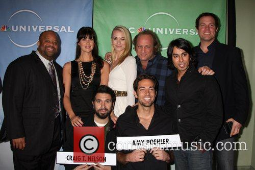 Mark Christopher Lawrence, Gomez, Joshua Gomez and Zachary Levi 2