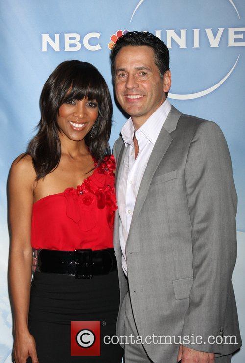 Shawn Robinson and Tony Potts The NBC Universal...