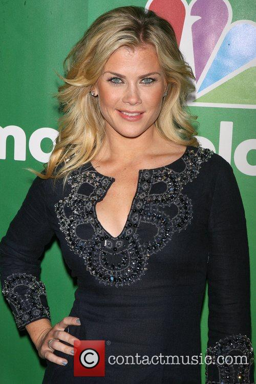Alison Sweeney 2010 NBC Upfront presentation at The...