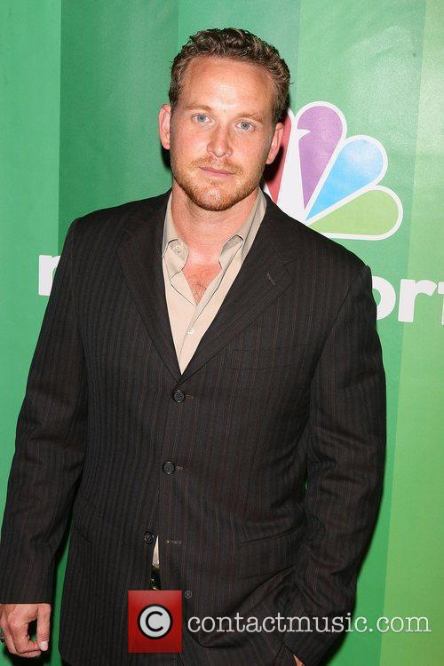 Cole Hauser 2010 NBC Upfront presentation at The...
