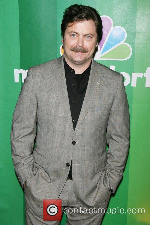 2010 NBC Upfront presentation at The Hilton Hotel