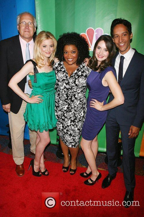Chevy Chase, Yvette Nicole Brown, Gillian Jacobs, Alison...