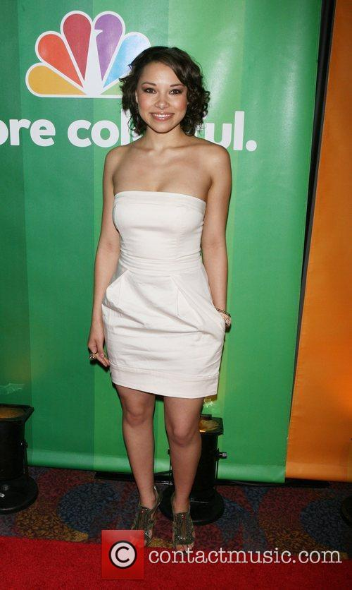 Jessica Parker Kennedy  2010 NBC Upfront presentation...