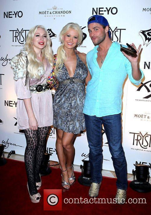 Holly Madison, Josh Strickland, Las Vegas and Ne-yo 5