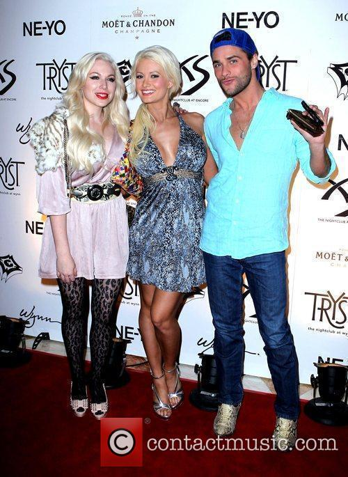Holly Madison, Josh Strickland, Las Vegas and Ne-yo 3