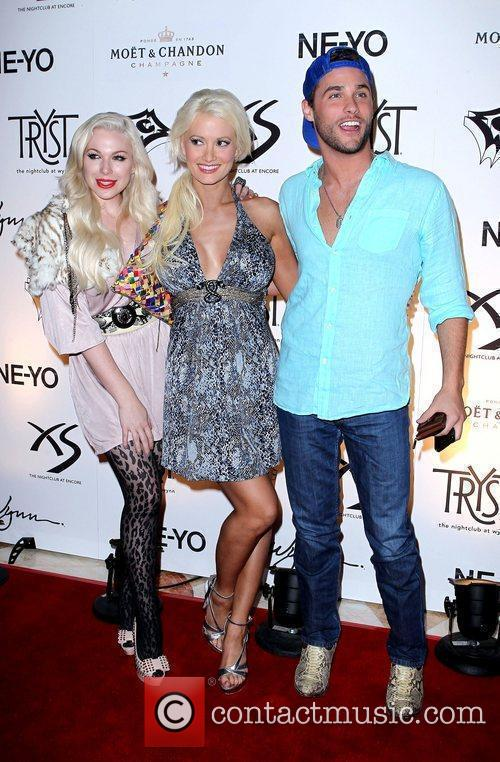 Holly Madison, Josh Strickland, Las Vegas and Ne-yo 1