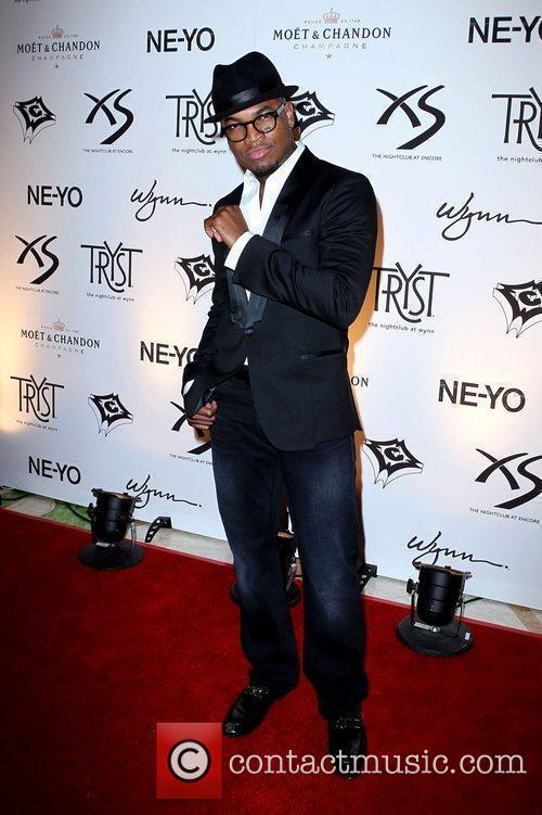 Ne-yo and Las Vegas 8