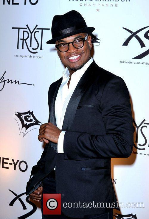 Ne-yo and Las Vegas 9